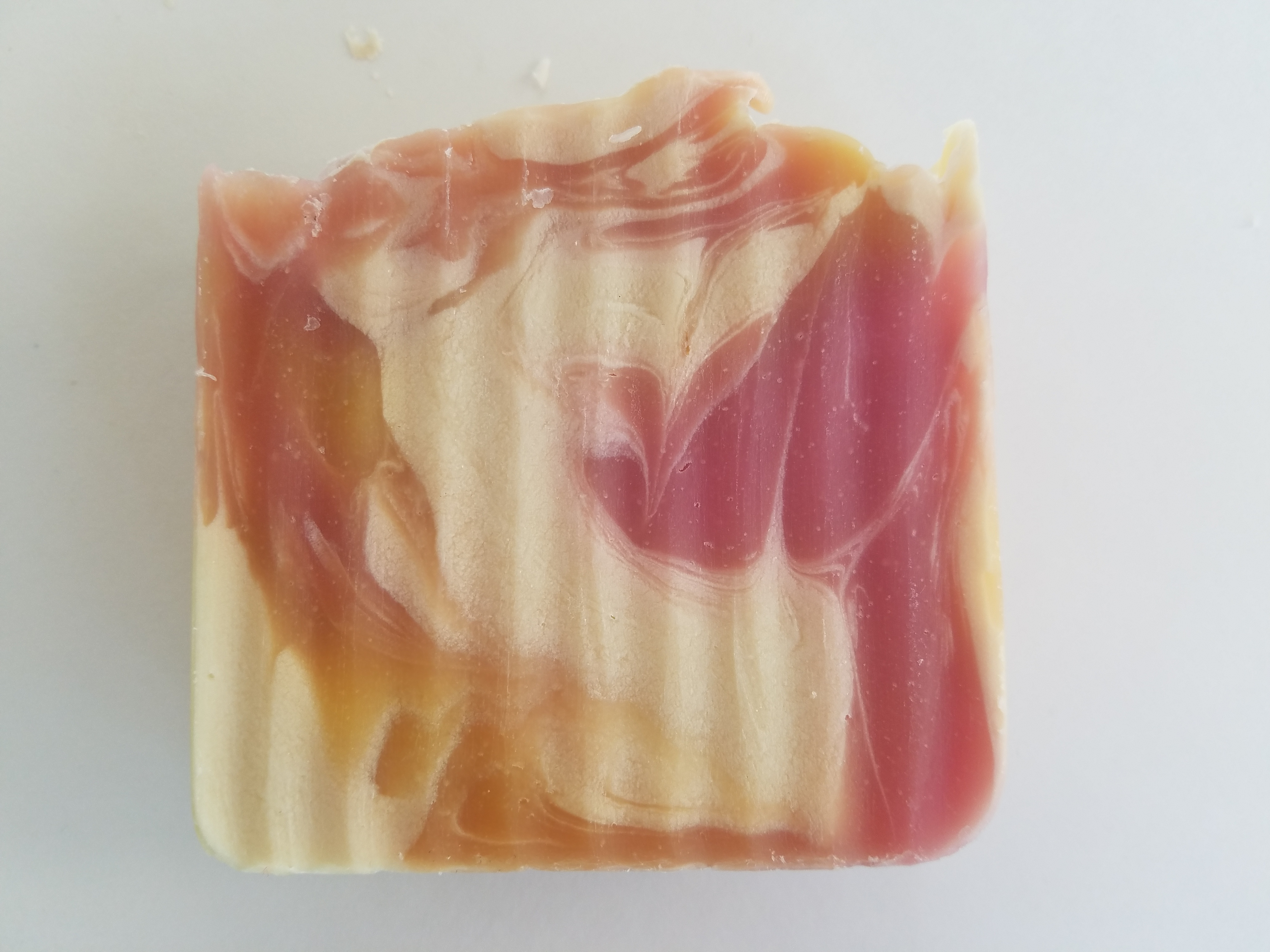 Cranberry-Orange Soap