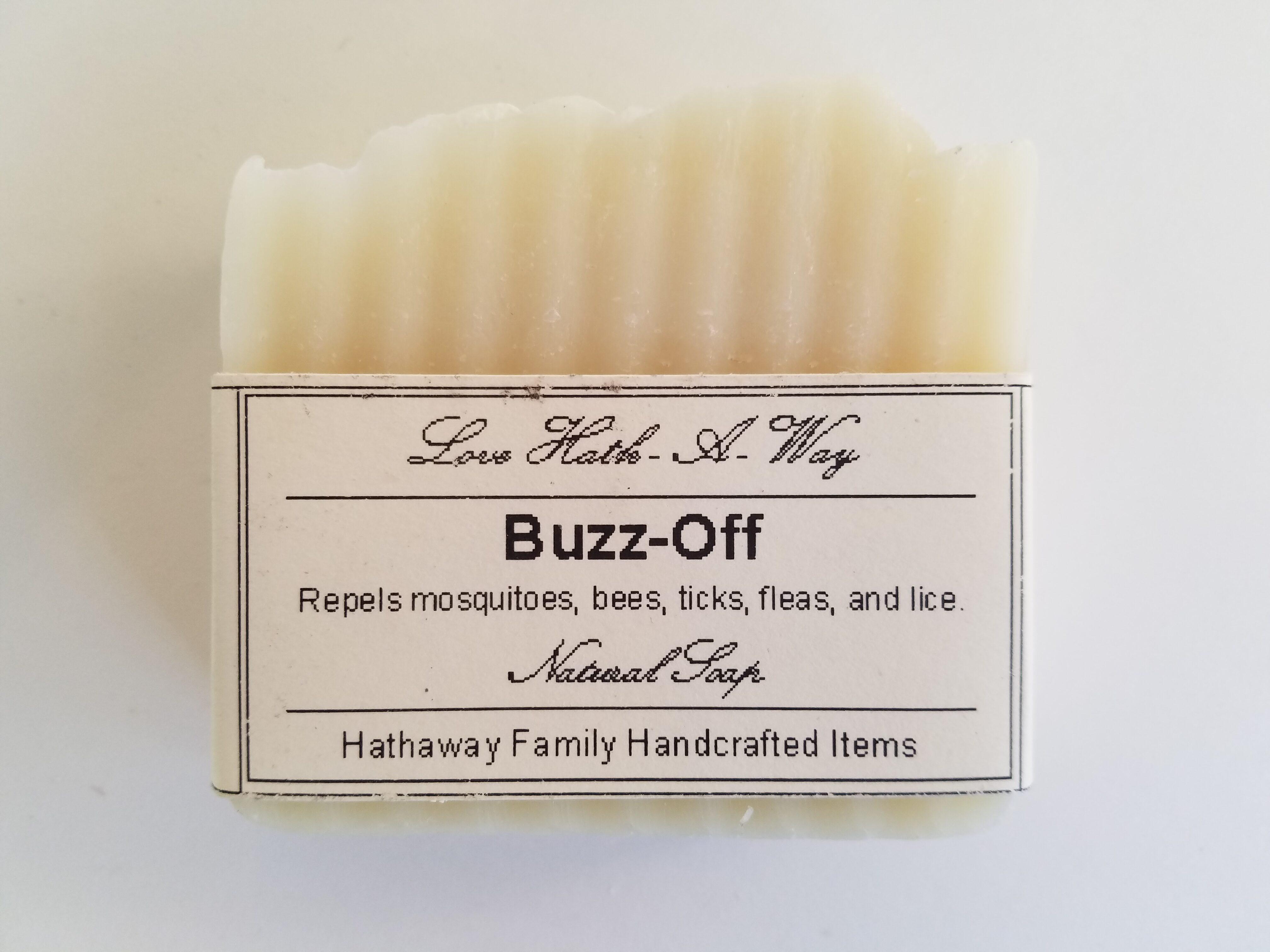 Buzz Off Soap
